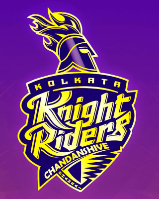 Kolkata Knight Riders KKK Indian Premier League - Obrázkek zdarma pro iPhone 6