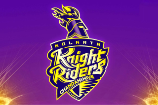 Kolkata Knight Riders KKK Indian Premier League - Obrázkek zdarma pro LG P970 Optimus