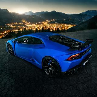 Lamborghini Huracan - Obrázkek zdarma pro 1024x1024