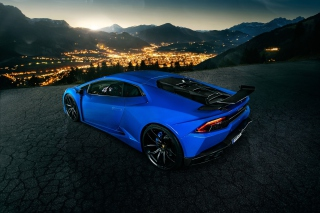 Free Lamborghini Huracan Picture for Android, iPhone and iPad