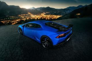 Lamborghini Huracan - Obrázkek zdarma pro 1024x600