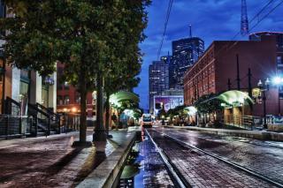 USA Texas, Dallas City - Obrázkek zdarma pro Samsung Galaxy Tab 7.7 LTE