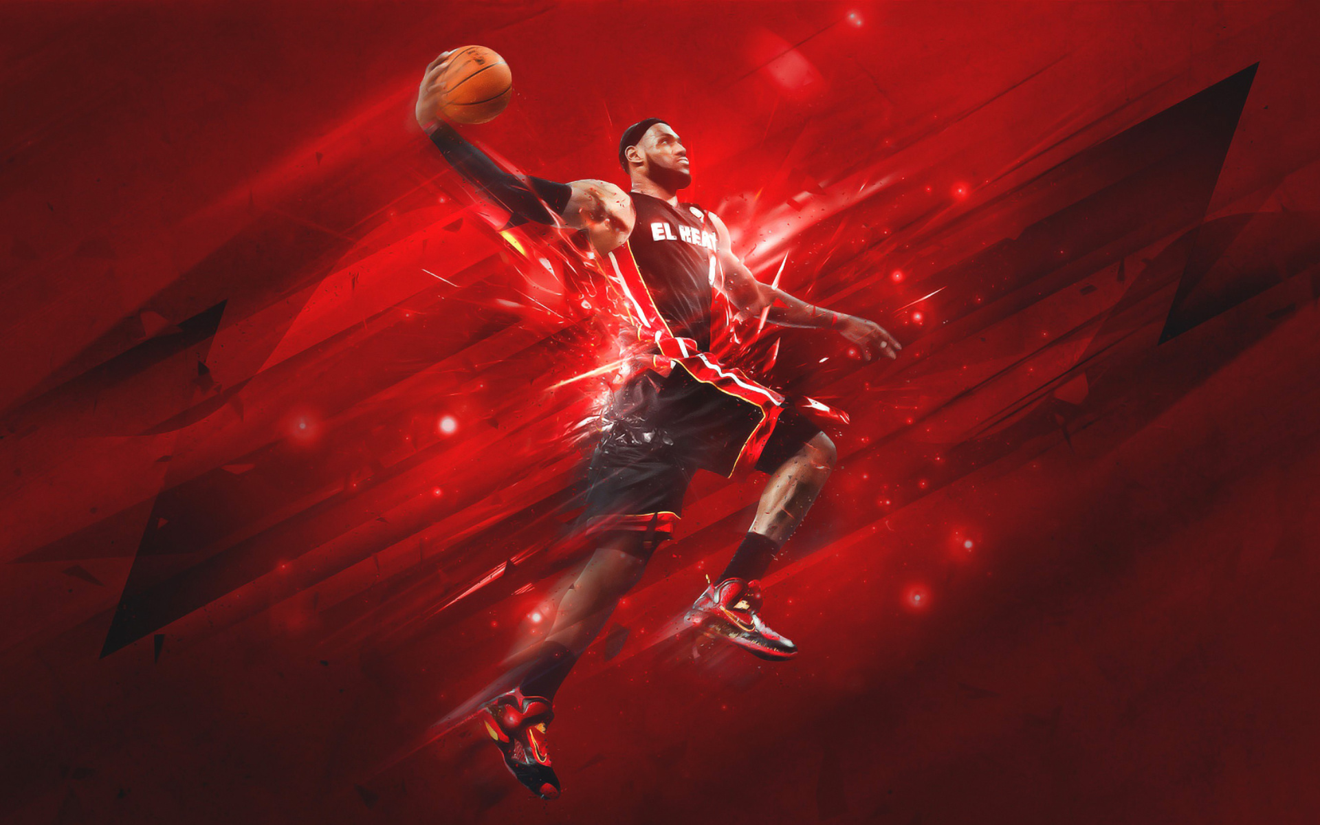 Lebron James Wallpaper For Widescreen Desktop Pc 1920x1080