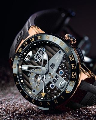 Ulysse Nardin Swiss Watch - Obrázkek zdarma pro 640x1136