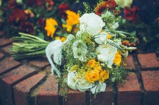 Bridal Bouquet - Obrázkek zdarma pro Android 1200x1024