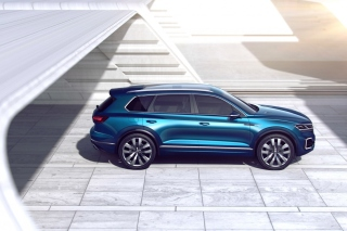 Volkswagen T Prime Concept GTE - Obrázkek zdarma pro Samsung Galaxy S II 4G