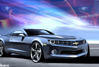 Free Chevrolet Camaro Picture for Android, iPhone and iPad