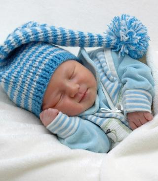 Happy Baby Sleeping - Obrázkek zdarma pro Nokia X1-01