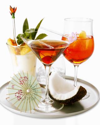 Cocktails - Obrázkek zdarma pro Nokia X7