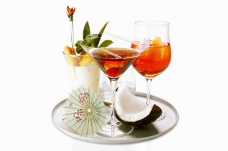 Cocktails - Obrázkek zdarma pro Samsung Galaxy Tab 3 8.0