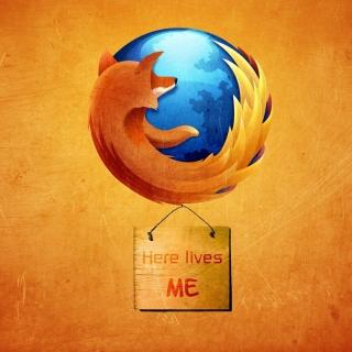 Firefox Internet Shield - Obrázkek zdarma pro iPad mini