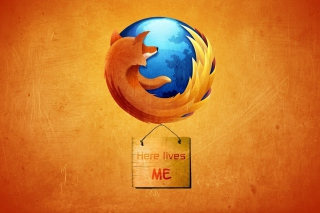 Firefox Internet Shield Background for Android, iPhone and iPad