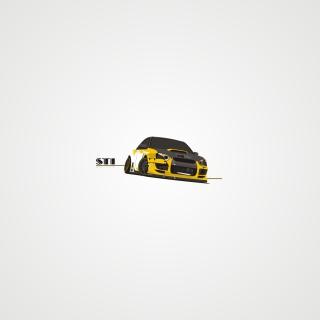 Subaru STI - Obrázkek zdarma pro iPad Air