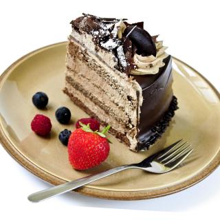 Red velvet cake - Obrázkek zdarma pro iPad
