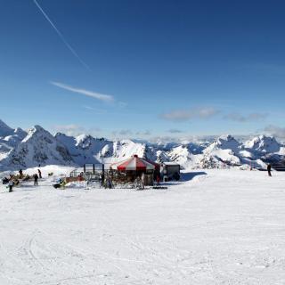Obertauern - Obrázkek zdarma pro 1024x1024