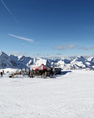 Obertauern - Obrázkek zdarma pro 128x160