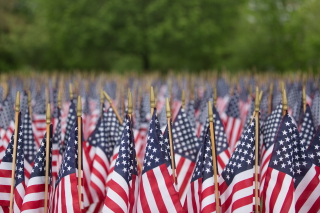 Usa Memorial Day - Obrázkek zdarma pro 1280x800