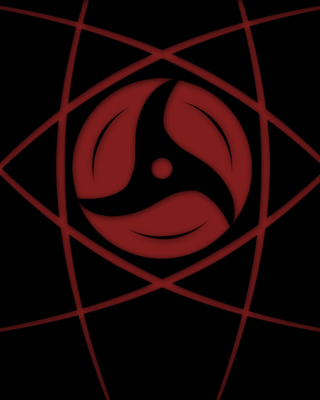 Free Naruto Sharingan Picture for LG GD510 Pop