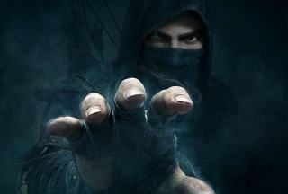 Thief 2014 Background for Android, iPhone and iPad