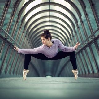 Ballerina - Obrázkek zdarma pro iPad mini