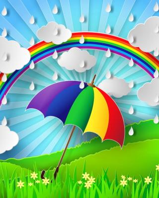 Rainy Day - Obrázkek zdarma pro iPhone 5C
