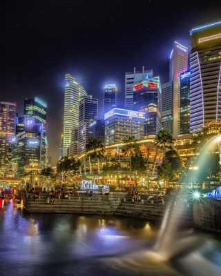 Singapore - Obrázkek zdarma pro Nokia Lumia 720