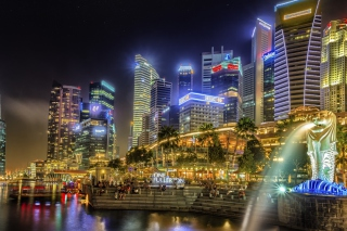 Free Singapore Picture for Android, iPhone and iPad