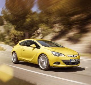 Opel Astra GTC - Obrázkek zdarma pro 208x208