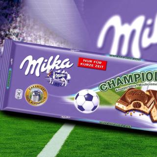 Milka Chocolate - Obrázkek zdarma pro iPad Air