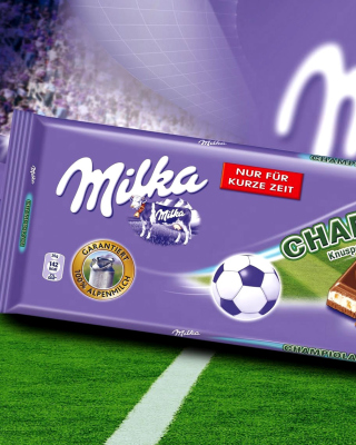 Milka Chocolate - Obrázkek zdarma pro iPhone 4