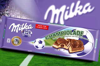 Milka Chocolate Wallpaper for Android, iPhone and iPad