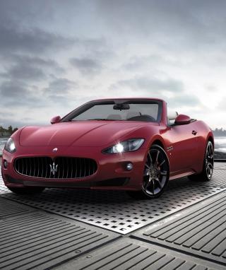 Maserati Grancabrio Sport - Obrázkek zdarma pro 240x400