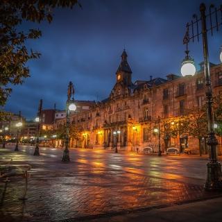 One day in Cantabria Spain - Obrázkek zdarma pro 1024x1024