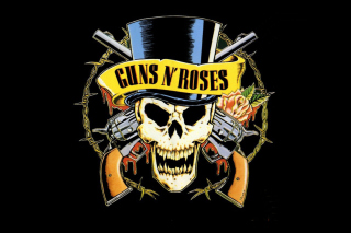 Gund N Roses Logo Picture for Android, iPhone and iPad