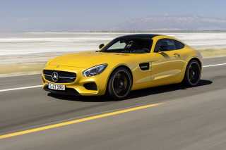 Mercedes AMG GT 2015 Wallpaper for Android, iPhone and iPad