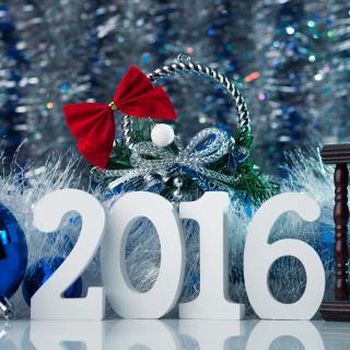 Happy New Year 2016 Wallpaper - Obrázkek zdarma pro 320x320