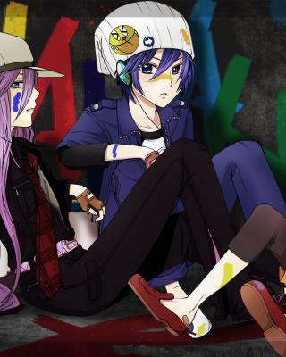 Vocaloid Kagamine rin - Obrázkek zdarma pro 360x400