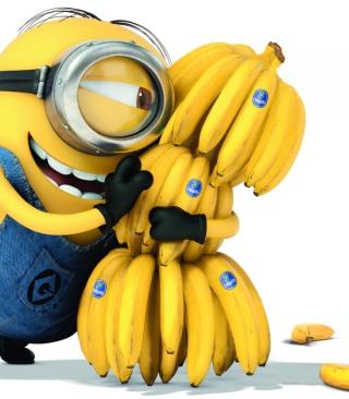 Love Bananas - Obrázkek zdarma pro iPhone 4