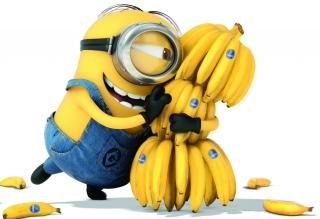 Love Bananas - Obrázkek zdarma pro Fullscreen 1152x864