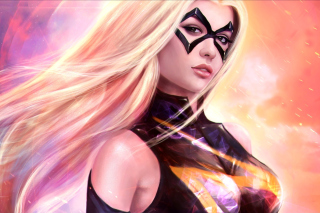 MS Marvel Wallpaper for Android, iPhone and iPad