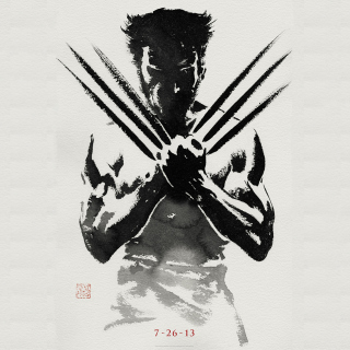 The Wolverine 2013 - Obrázkek zdarma pro 1024x1024