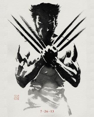 The Wolverine 2013 - Obrázkek zdarma pro 360x480