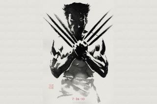 The Wolverine 2013 - Obrázkek zdarma pro 1400x1050