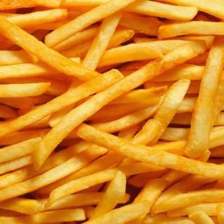French Fries - Obrázkek zdarma pro 320x320