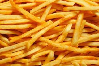 French Fries - Obrázkek zdarma pro LG Optimus L9 P760