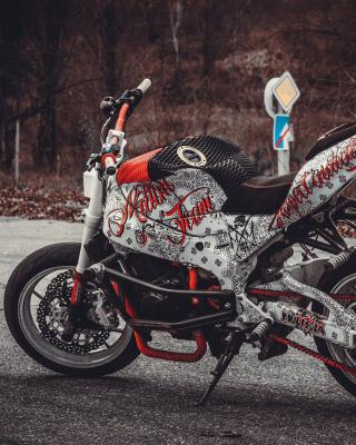 Kawasaki Ninja - Obrázkek zdarma pro 240x400