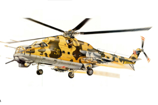 Mil Mi 24D Wallpaper for Android, iPhone and iPad