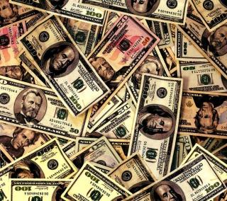 Billion Dollars - Obrázkek zdarma pro iPad