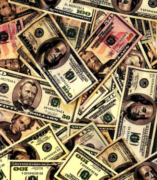 Billion Dollars - Obrázkek zdarma pro 176x220
