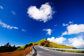 Free Beautiful Road View Picture for Android, iPhone and iPad